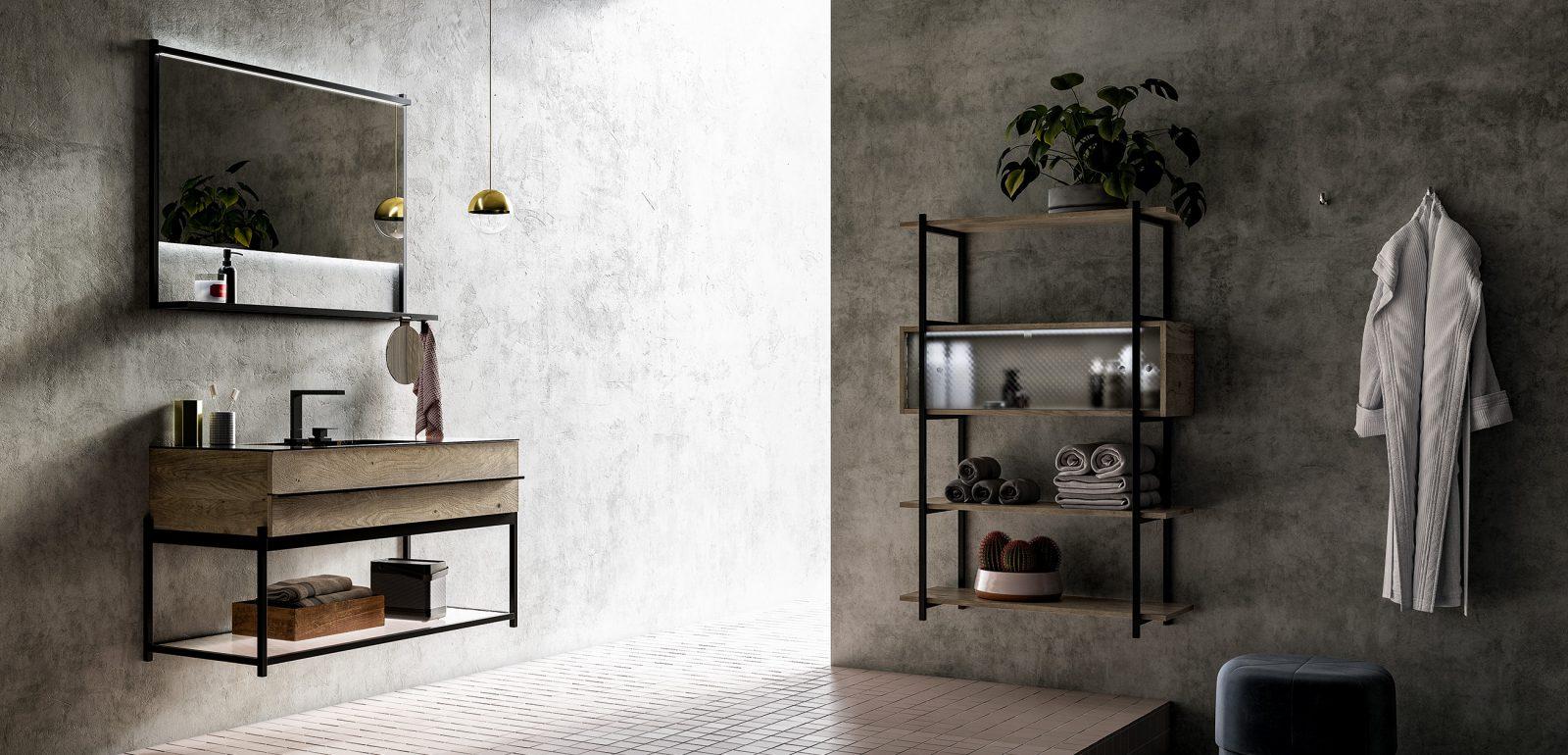 Arredo bagno treviso e provincia mobili di design per il - Comporre un bagno ...