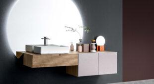 arredo bagno moderno a Treviso Devina Nais