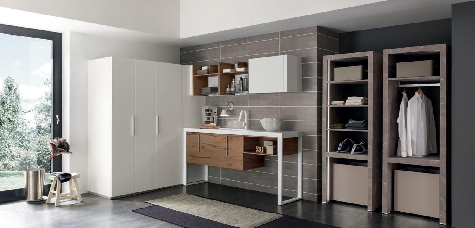 arredo lavanderia Baxar Laundry System C1