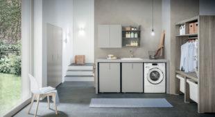 arredo lavanderia Baxar Laundry System C2