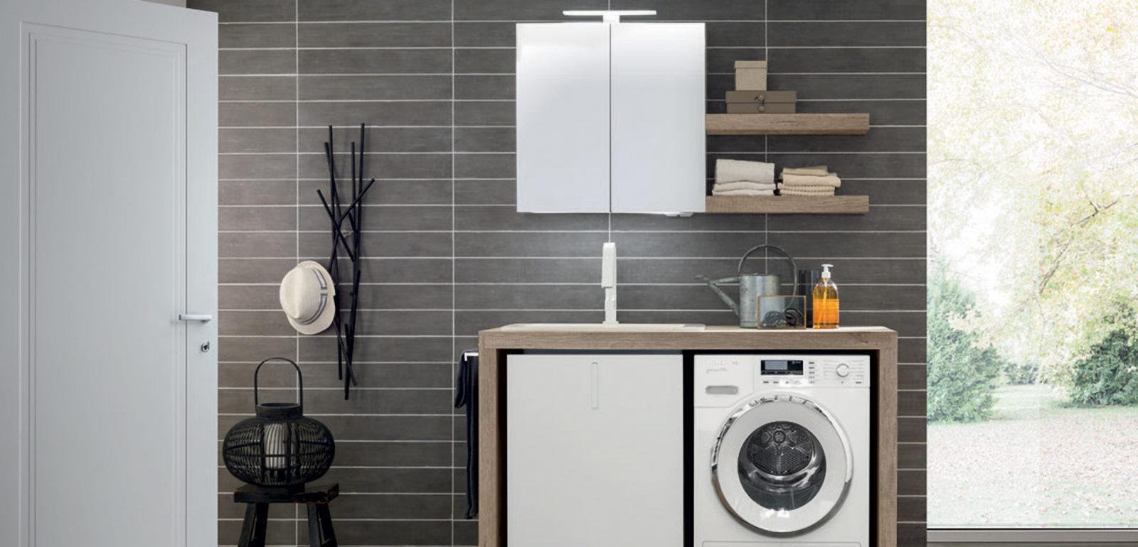 arredo lavanderia Baxar Laundry System C8