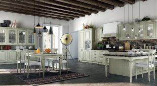 Cucina country classica Arredo 3 Verona