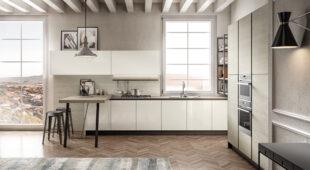 cucina moderna lineare Arredo3 Cloe foto 5