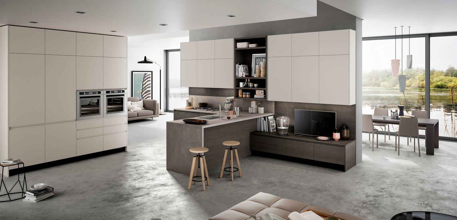 Cucina moderna Arredo 3 Wega