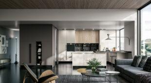 cucina moderna con isola Arredo3 Round foto 03