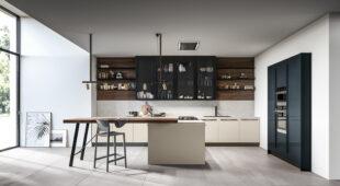 cucina moderna con isola Arredo3 Round foto 05