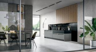 cucina moderna con isola Arredo3 Tekna foto 03