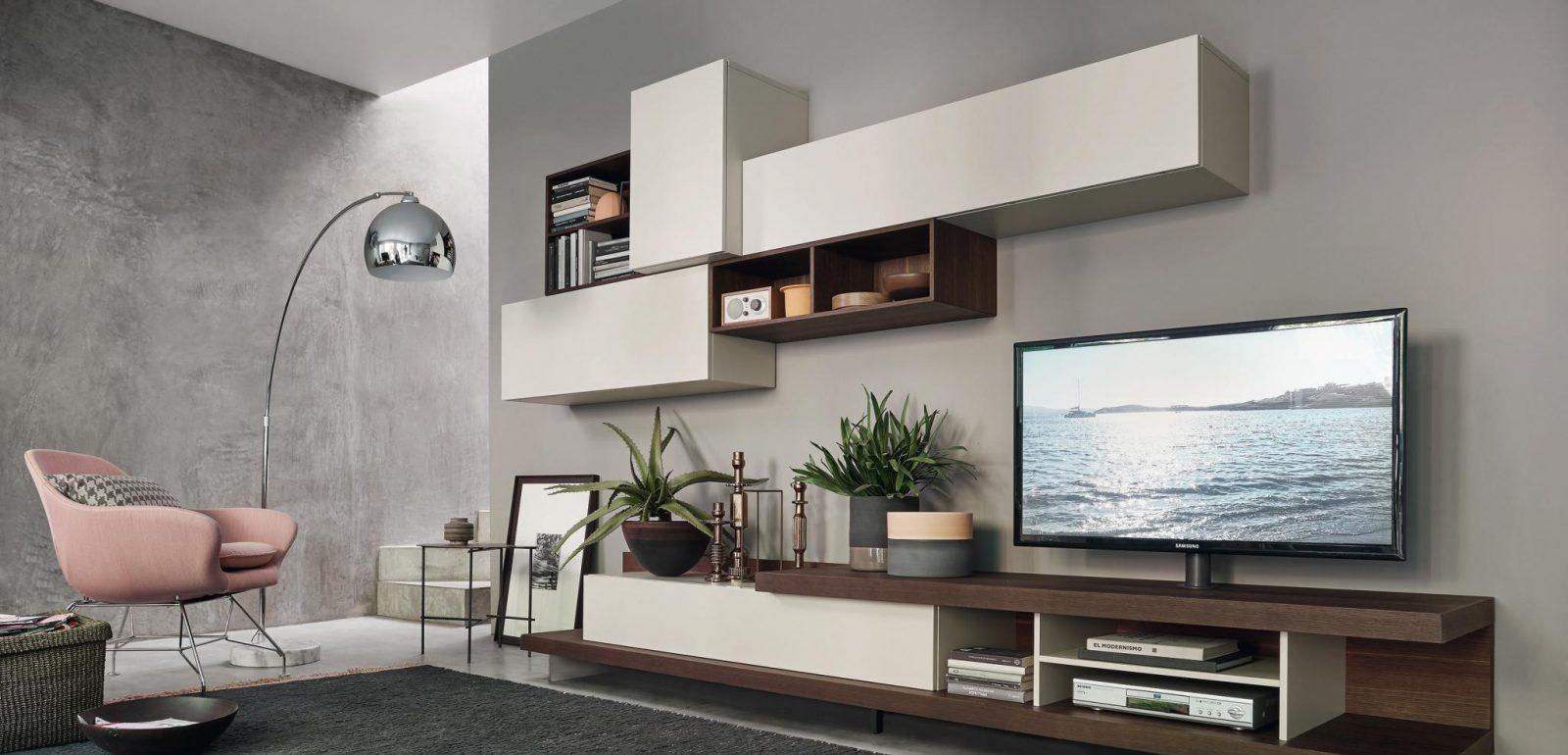 mobili soggiorno Sangiacomo Lampo