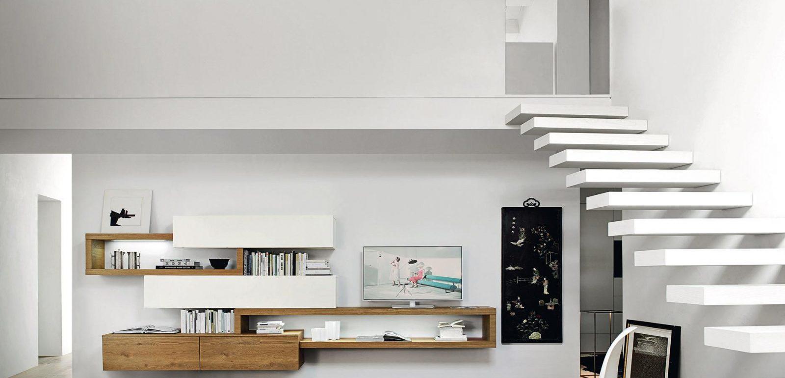 mobili soggiorno moderno treviso e provincia abita