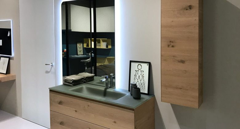 Abita Arreda showroom Treviso arredo bagno moderno