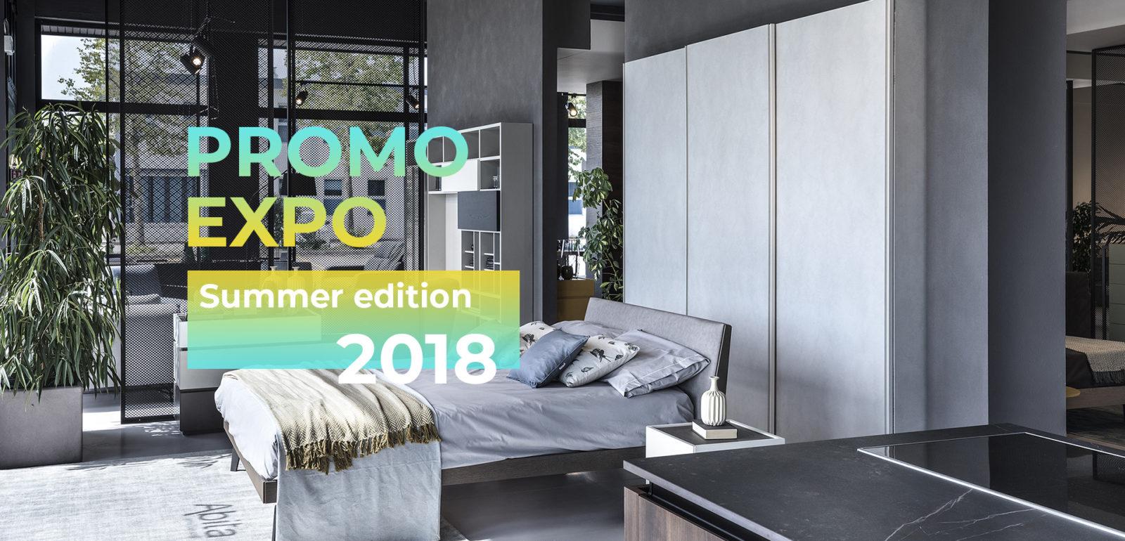 promo expo 2018 summer edition - sconto dal 30% al 50% su articoli di arredo casa in esposizione a treviso