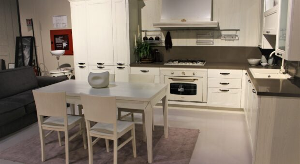 cucina classica Arredo3 Opera promo arredamento Treviso foto 2