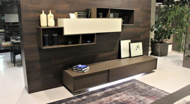 mobili soggiorno Sangiacomo lampo promo arredamento Treviso foto 1