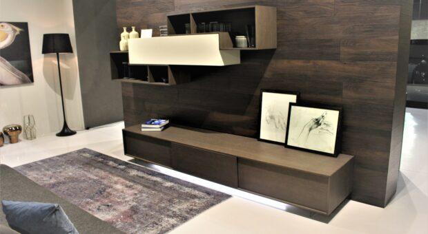 mobili soggiorno Sangiacomo lampo promo arredamento Treviso foto 2