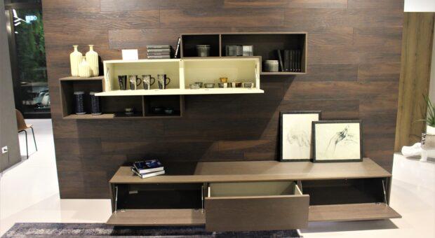 mobili soggiorno Sangiacomo lampo promo arredamento Treviso foto 3